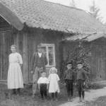 Korter bör vara taget i början av 1920-talet