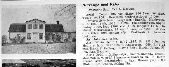 Norränge
